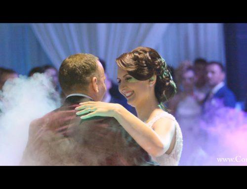 Diana & Bogdan – first dance