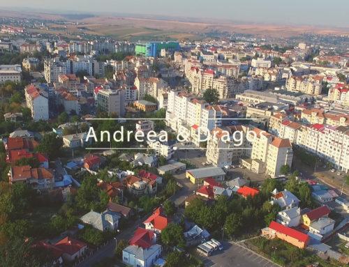 ANDREEA & DRAGOS – wedding films