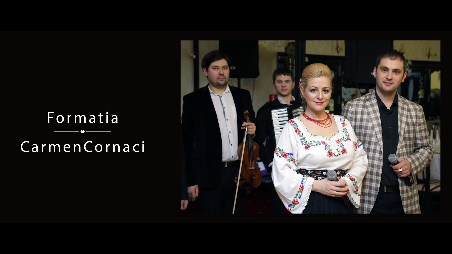 Formatia Carmen Cornaci Horelca Samanta Ta Formatie Nunta