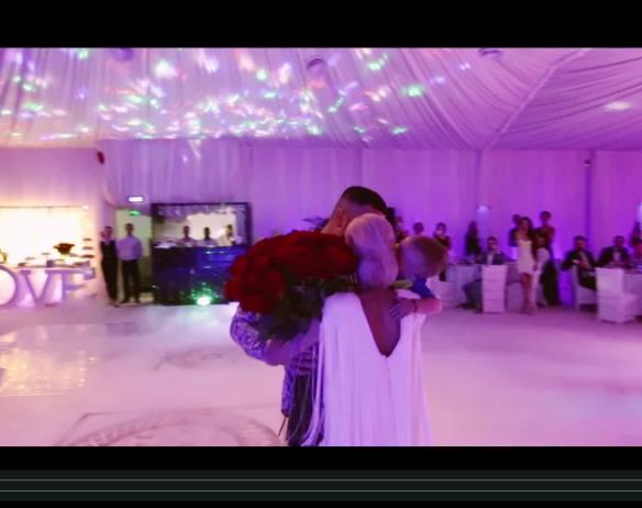 Alina & Decebal – First dance
